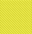 Yellow cloth texture vector