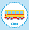 Cars design vector