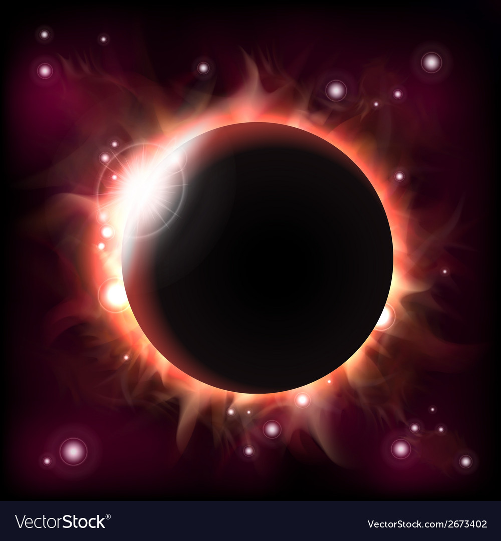Eclipse vector | Price: 1 Credit (USD $1)