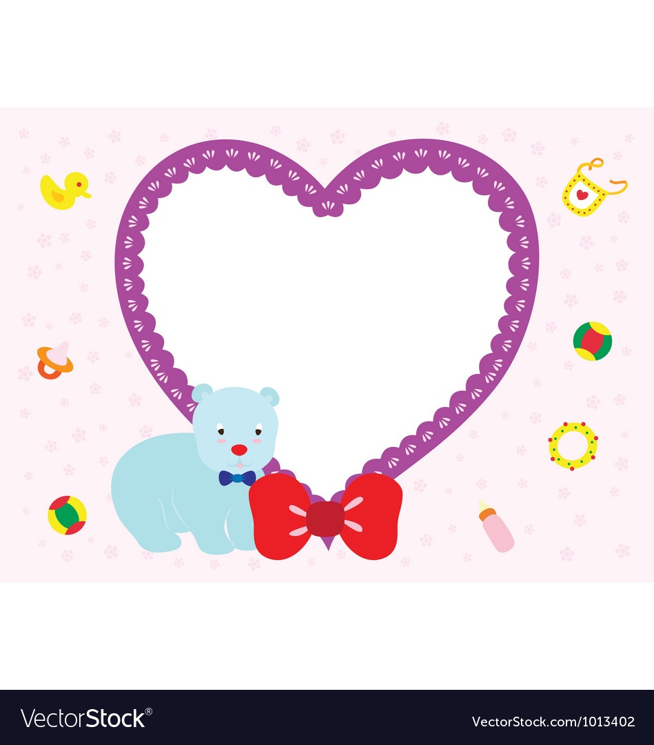 Love polar new born vector | Price: 1 Credit (USD $1)