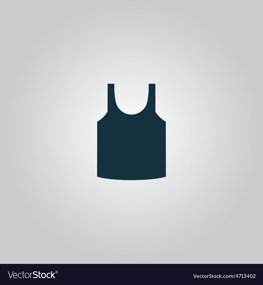 Shirt icon vector   Price: 1 Credit (USD $1)