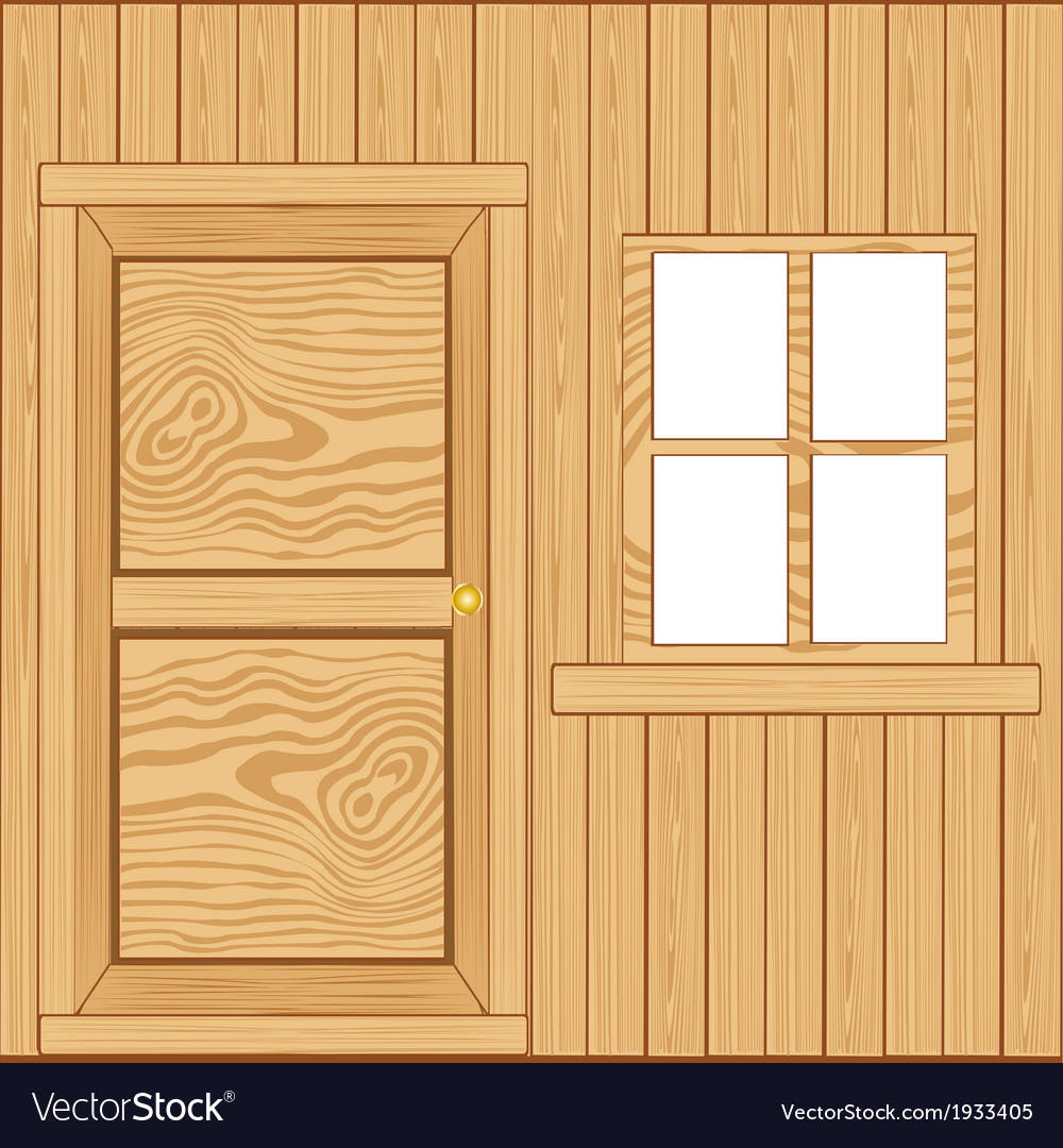 Wall from boards vector | Price: 1 Credit (USD $1)