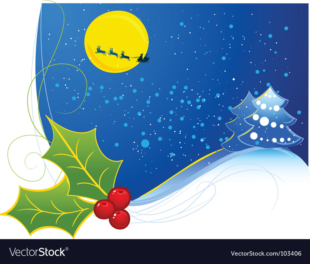 Preview christmas vector | Price: 1 Credit (USD $1)
