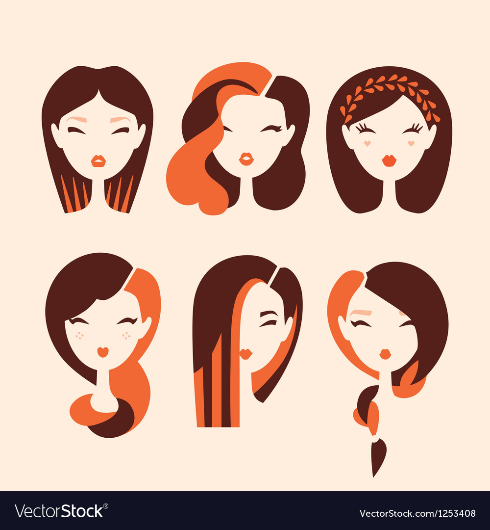 Fashion girls vector | Price: 3 Credit (USD $3)