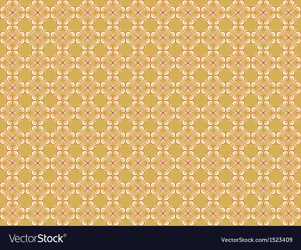Vintage pattern for day of valentine vector | Price: 1 Credit (USD $1)