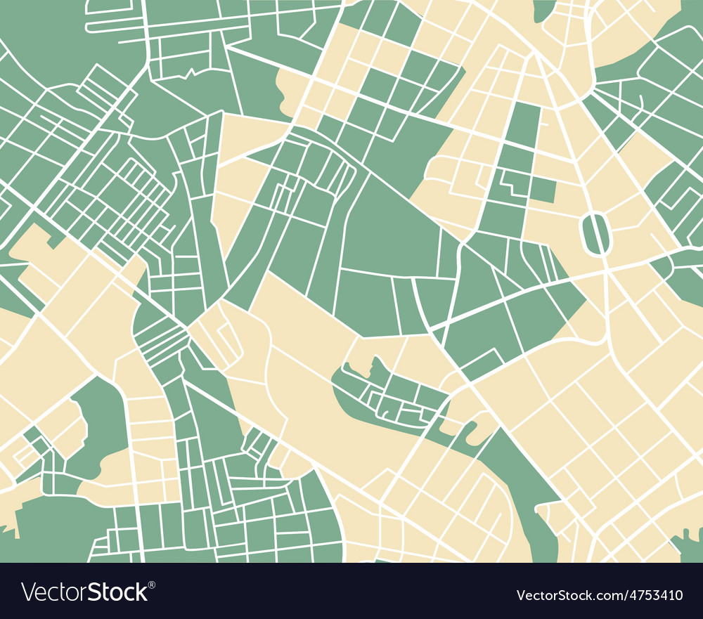City map seamless vector | Price: 1 Credit (USD $1)
