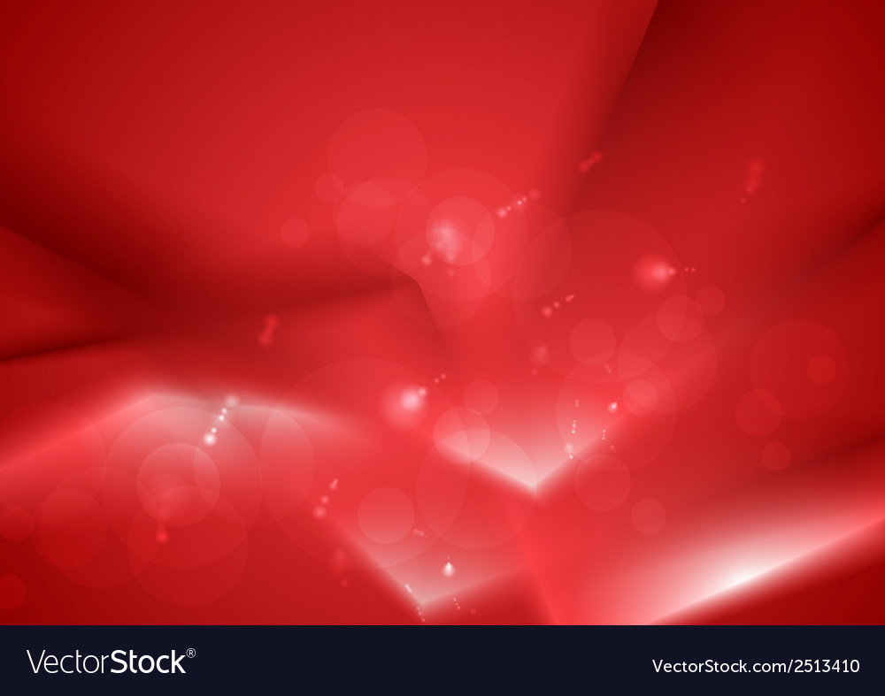 Red wavy glowing background vector | Price: 1 Credit (USD $1)