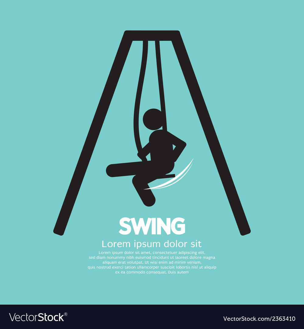 Swing vector | Price: 1 Credit (USD $1)