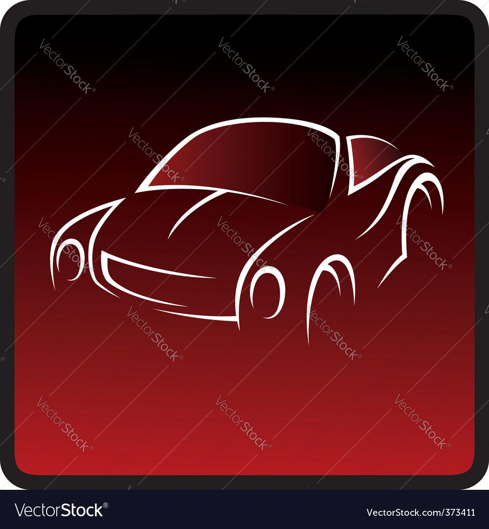 Car icon vector   Price: 1 Credit (USD $1)