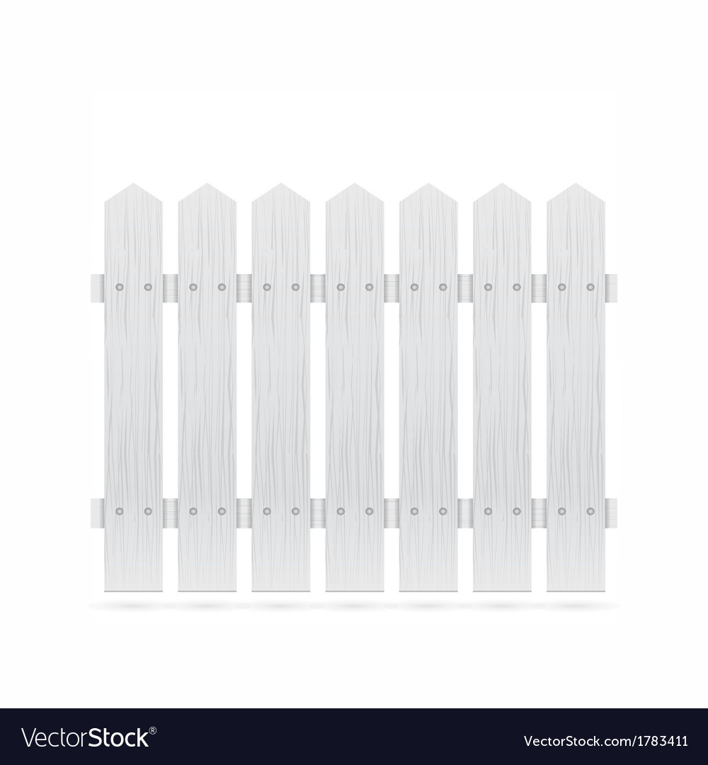 White fence tile vector | Price: 1 Credit (USD $1)