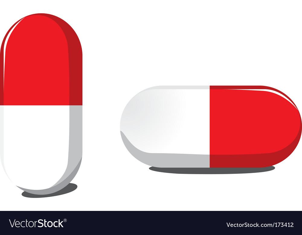 Pils capsulel vector | Price: 1 Credit (USD $1)