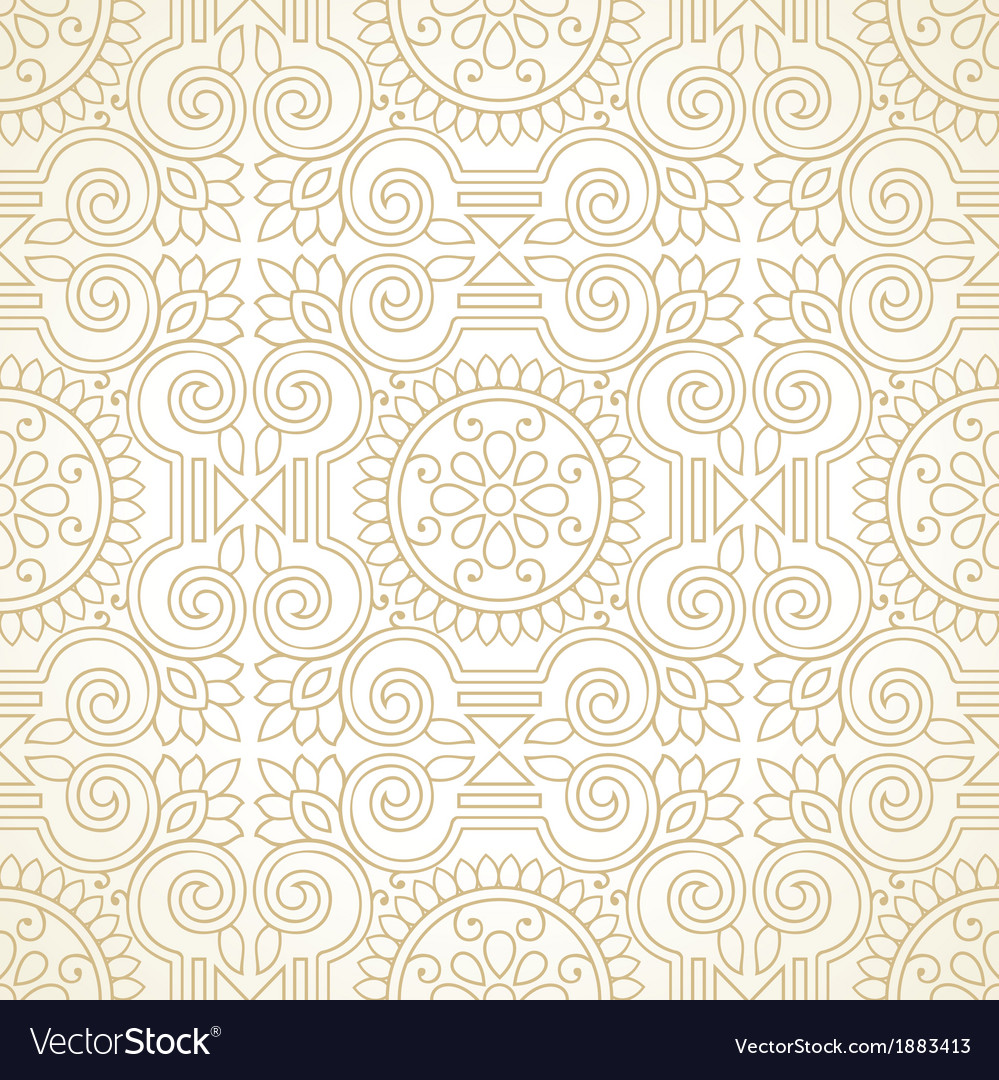 Abstract ornate background vector | Price: 1 Credit (USD $1)