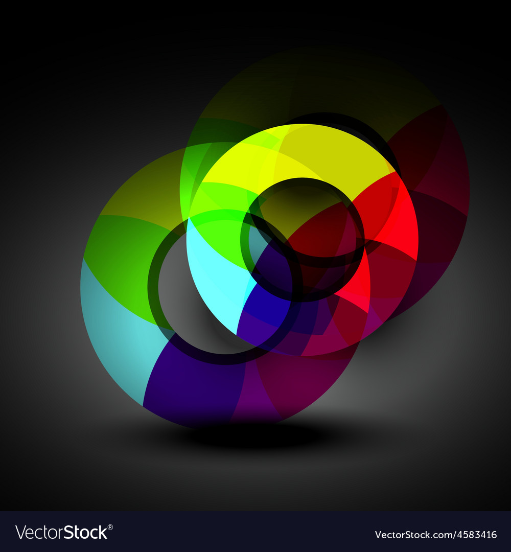 Abstract shape vector | Price: 1 Credit (USD $1)