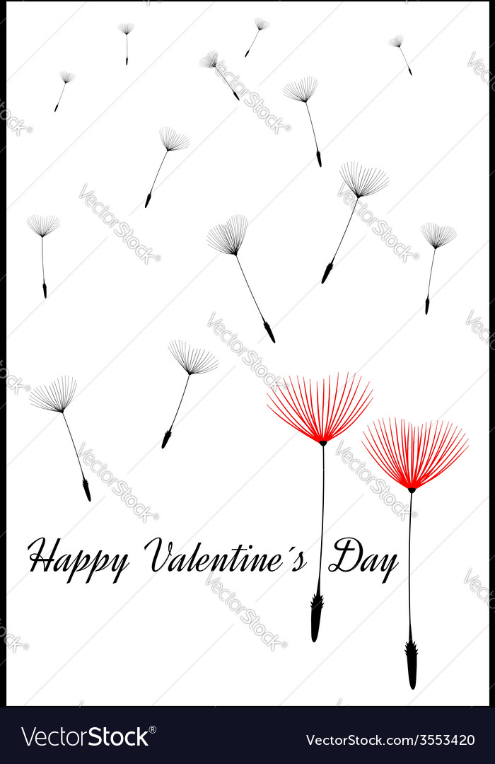 Valentine backgound happy valentines day vector | Price: 1 Credit (USD $1)