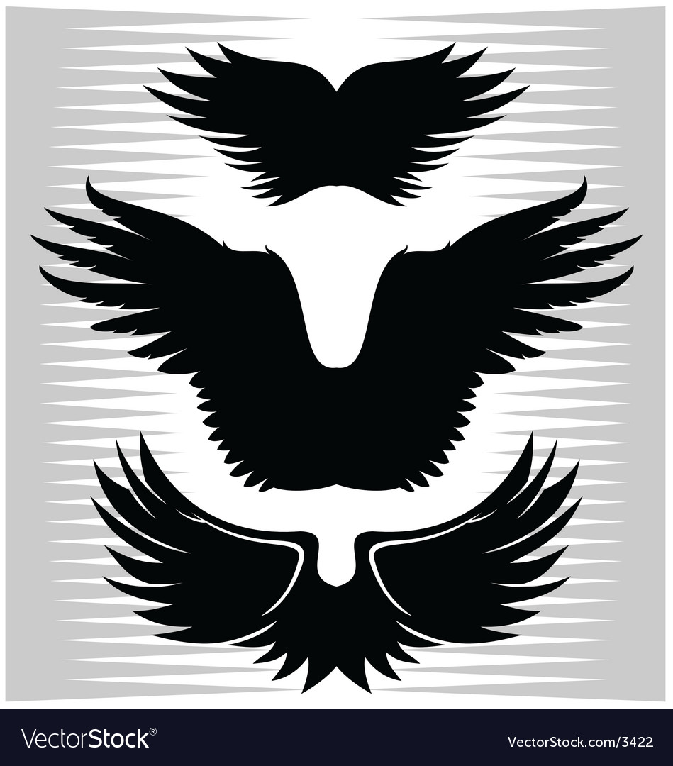 Ugly wing vector | Price: 1 Credit (USD $1)