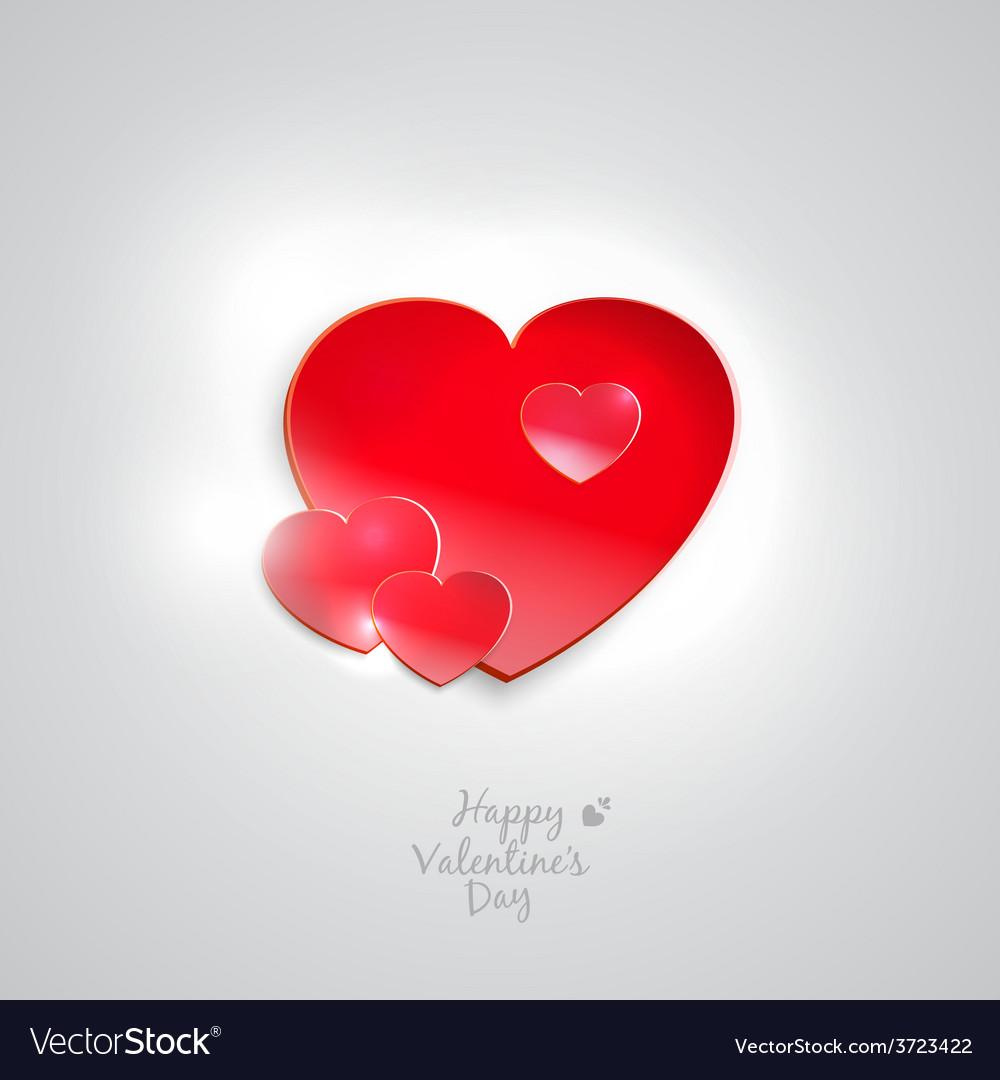 Valentines heart vector | Price: 1 Credit (USD $1)