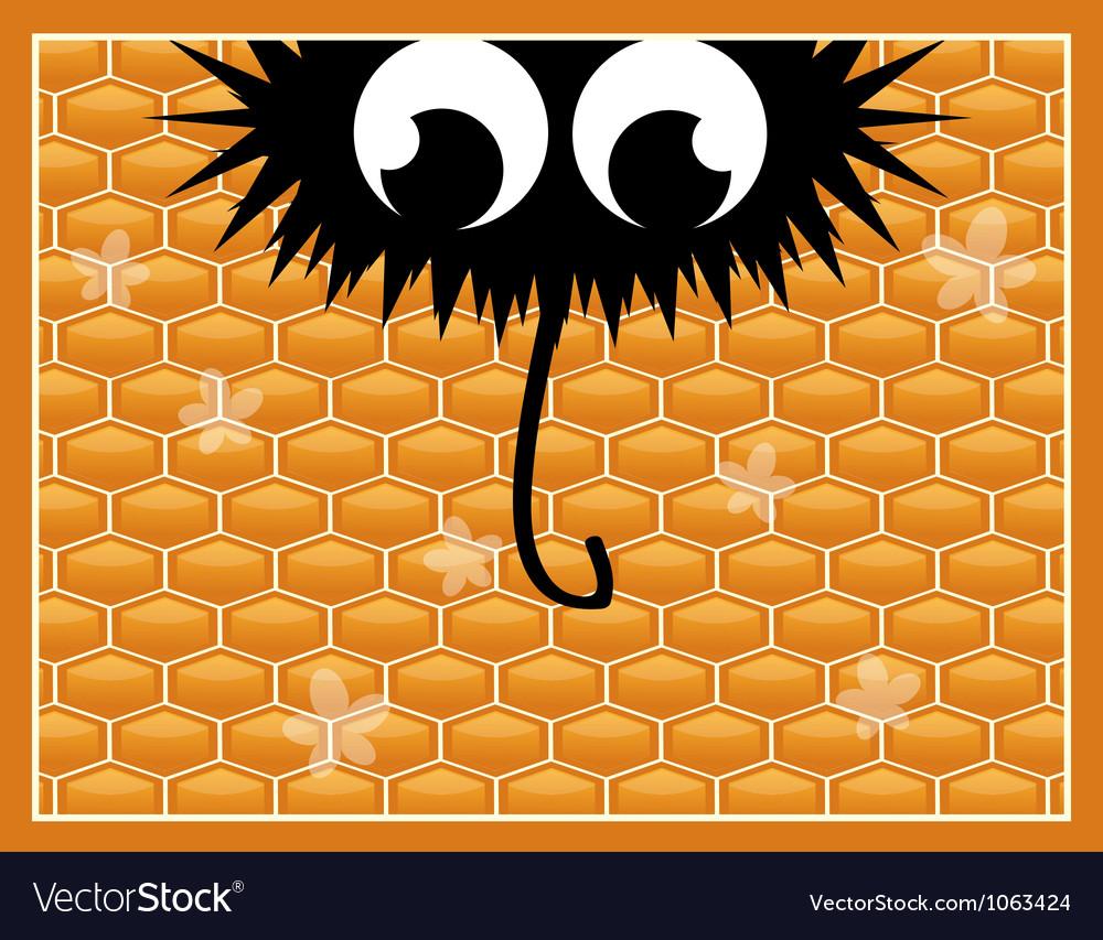 Honey background vector   Price: 1 Credit (USD $1)