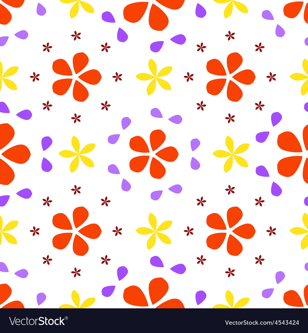 Pattern from the petals vector | Price: 1 Credit (USD $1)