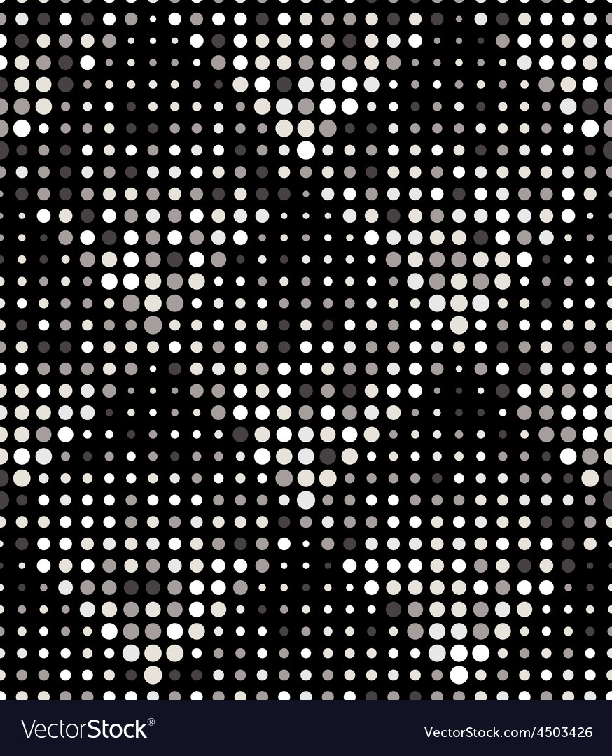 Halftone rhombus tiles silver metal colors vector | Price: 1 Credit (USD $1)