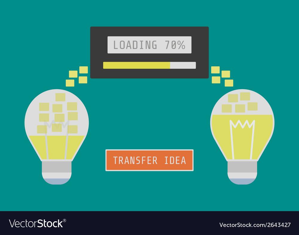 Lightbulbdownload vector | Price: 1 Credit (USD $1)
