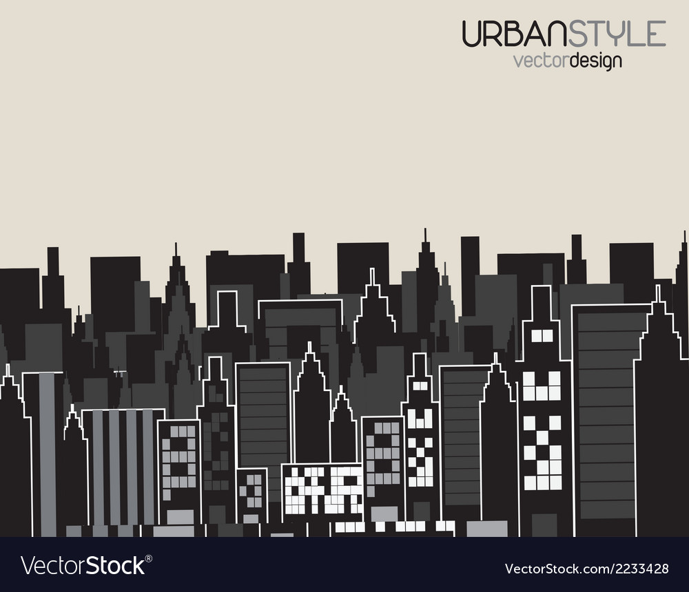 Urban vector | Price: 1 Credit (USD $1)