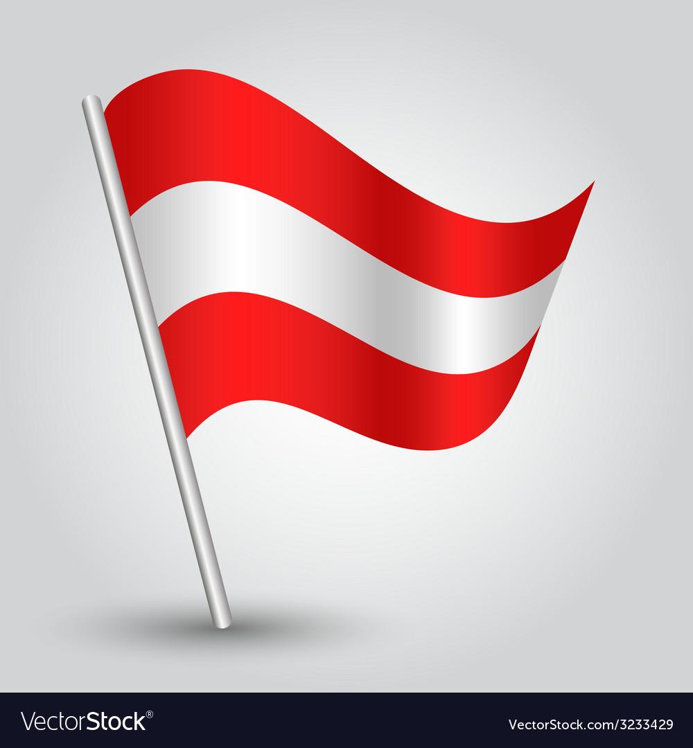 Flag austria vector   Price: 1 Credit (USD $1)