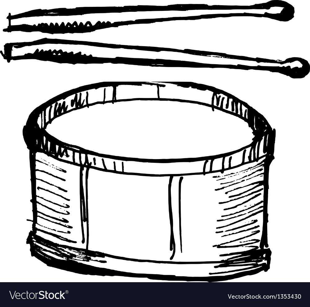 Drum vector | Price: 1 Credit (USD $1)