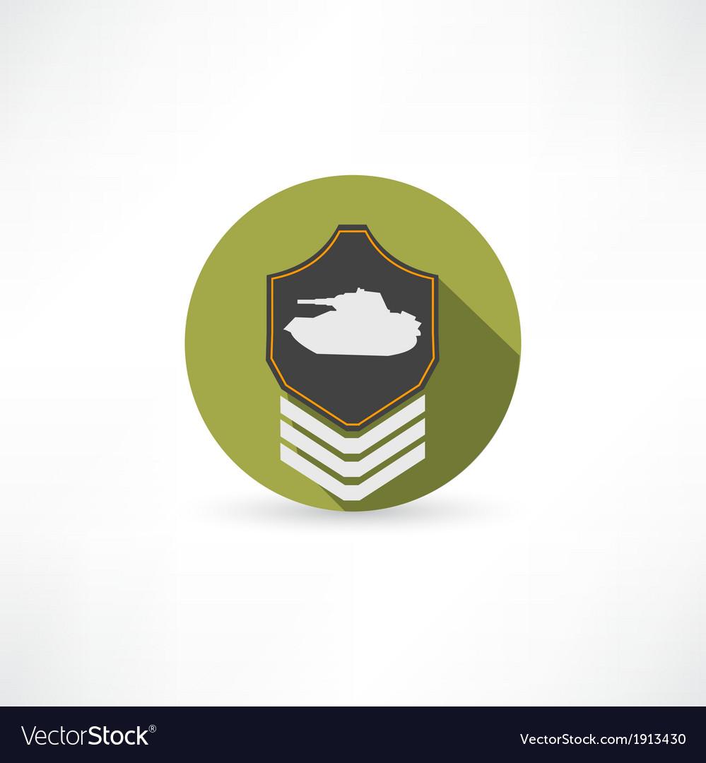 Tank icon vector | Price: 1 Credit (USD $1)