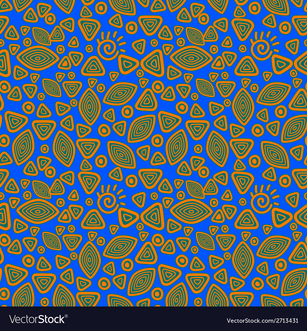 Background abstract pattern ethno web vector | Price: 1 Credit (USD $1)