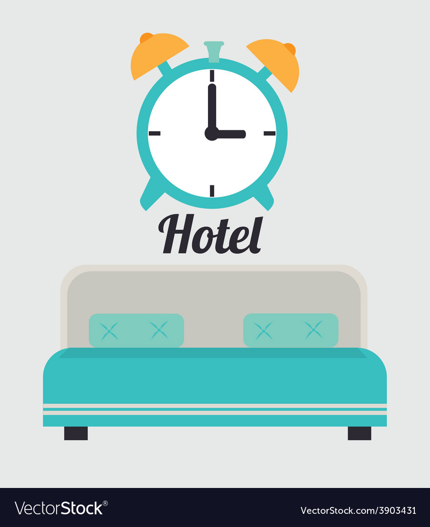 Hotel design vector | Price: 1 Credit (USD $1)