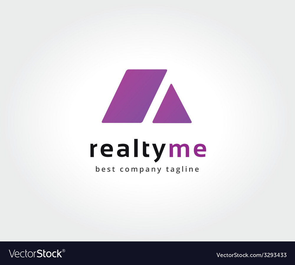 Abstract roof logo icon concept logotype template vector   Price: 1 Credit (USD $1)