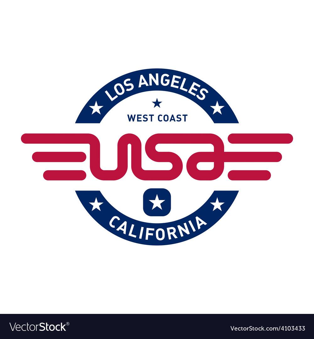 California t-shirt design vector | Price: 1 Credit (USD $1)