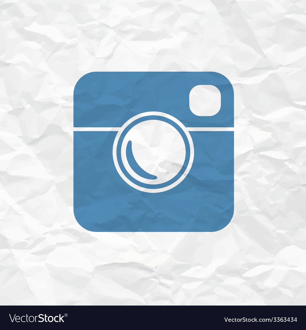 Photo icon simple vector | Price: 1 Credit (USD $1)