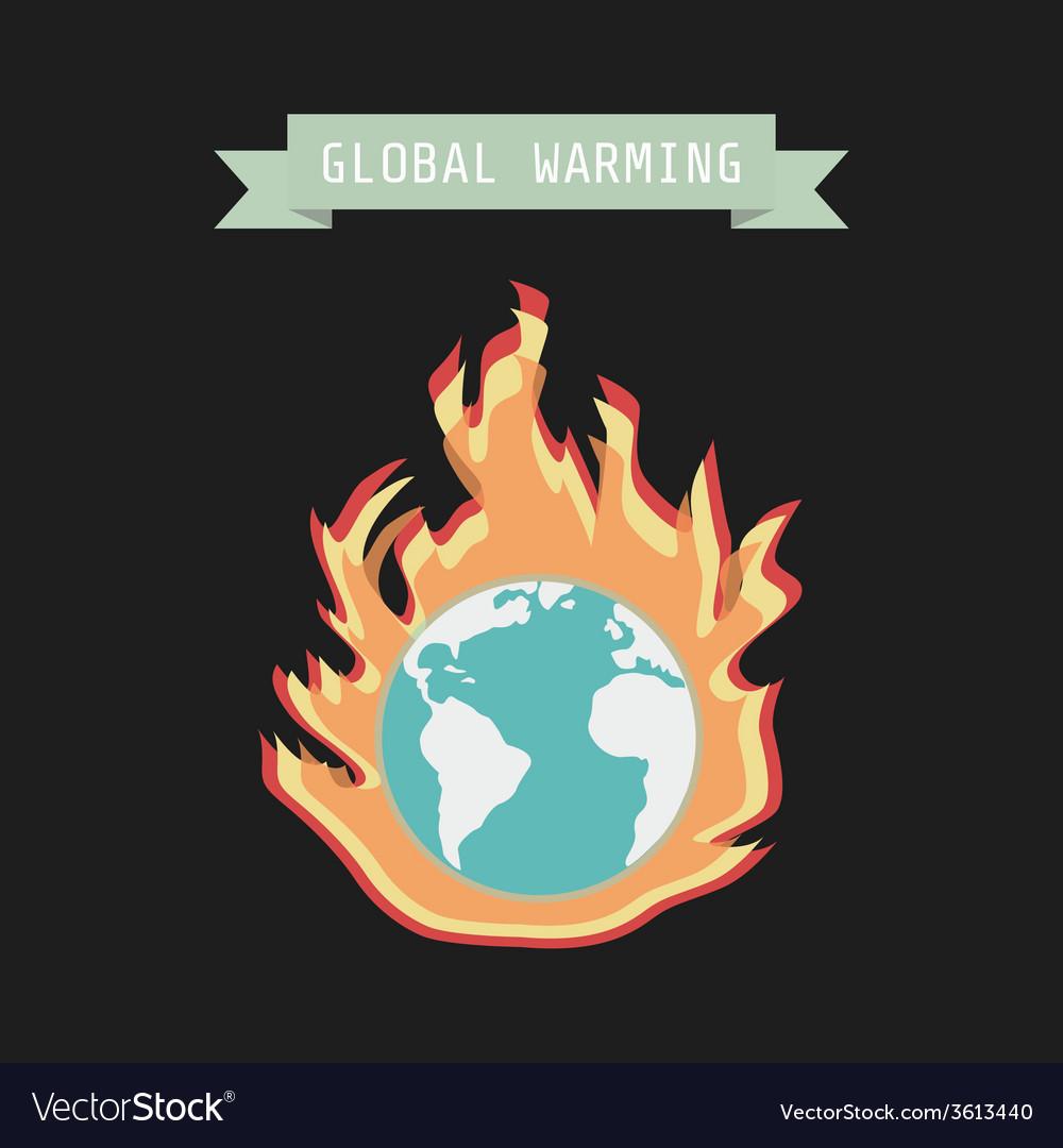 41globalwarming vector | Price: 1 Credit (USD $1)