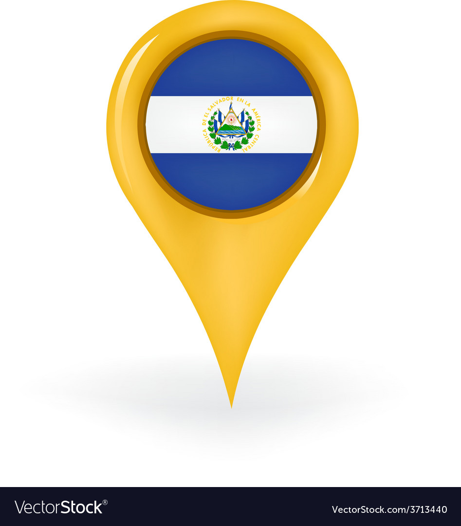 Location el salvador vector   Price: 1 Credit (USD $1)