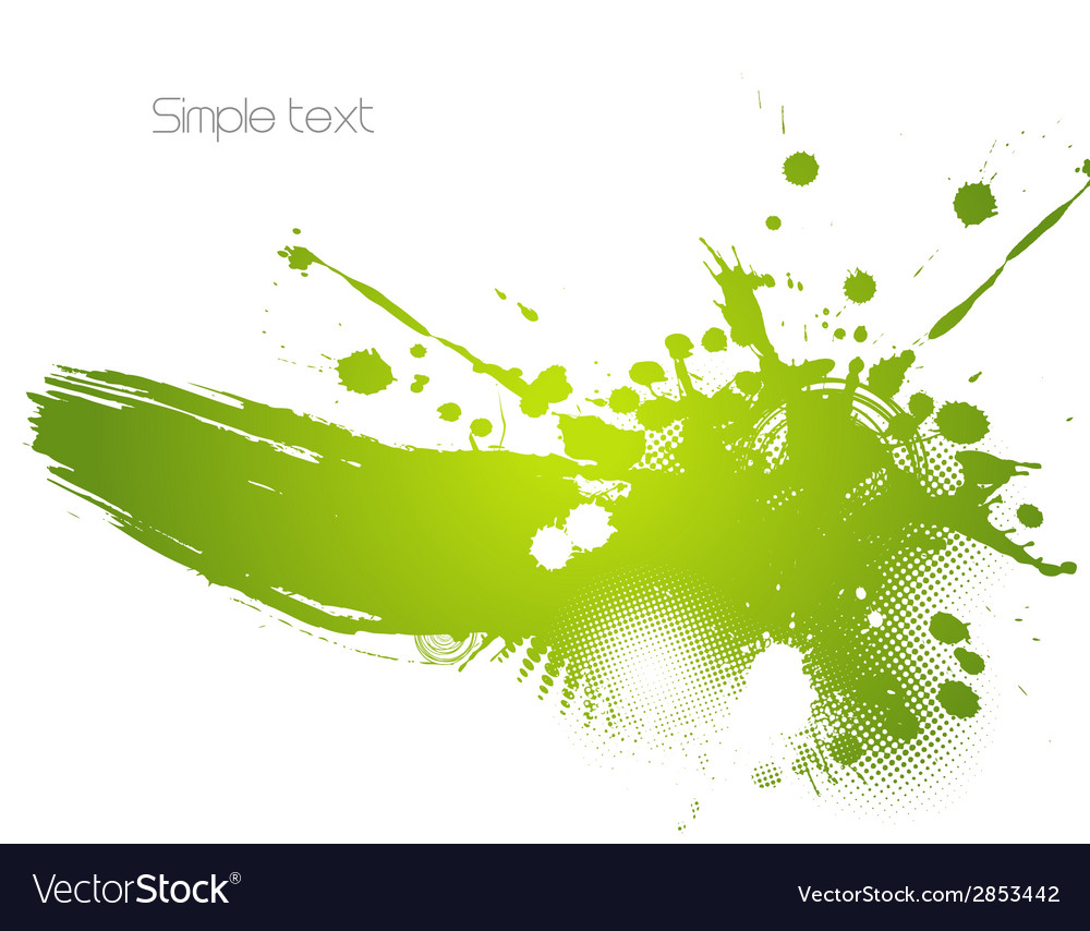 Green abstract vector | Price: 1 Credit (USD $1)