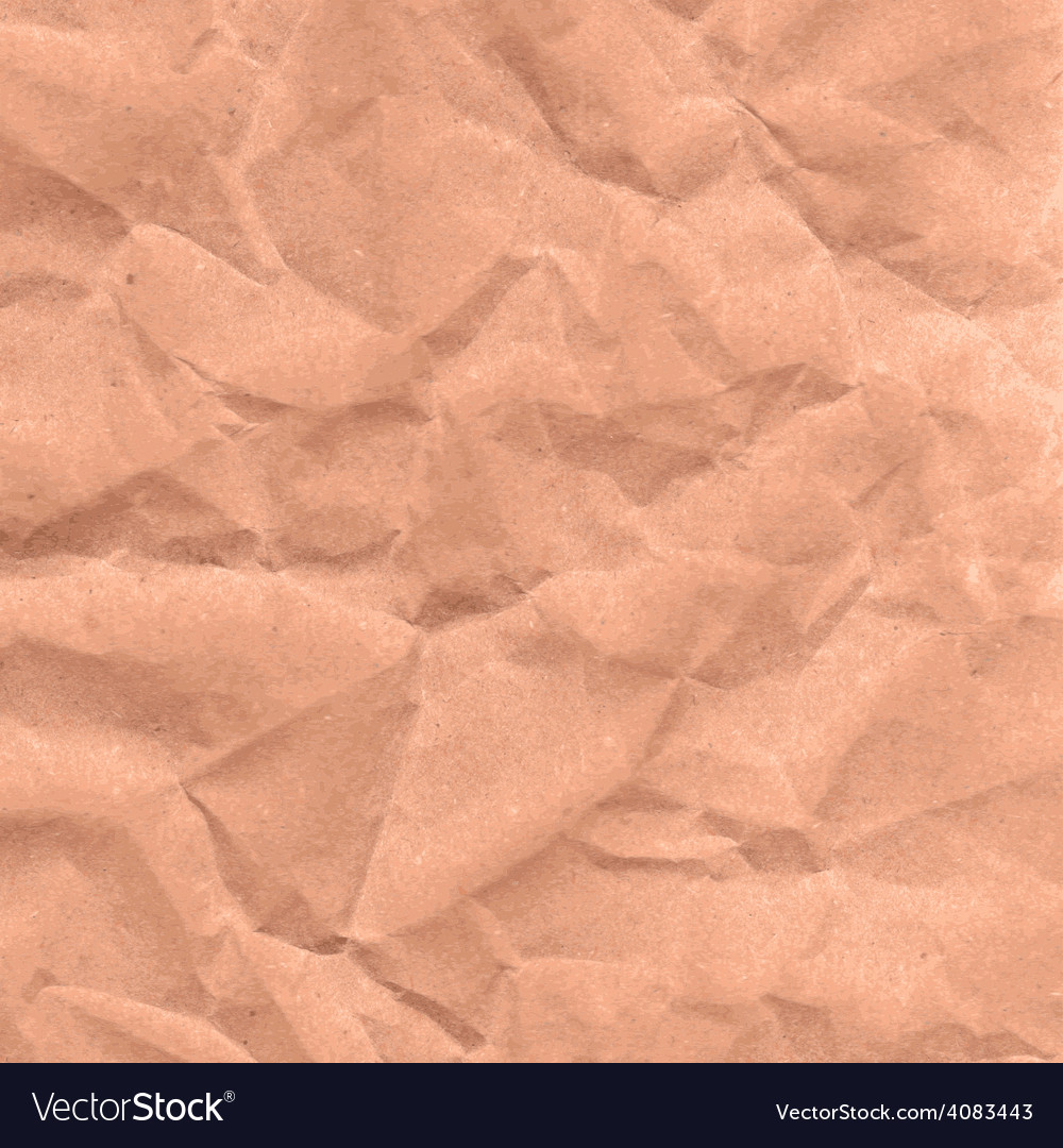 Folds the paper kraft paper vector | Price: 1 Credit (USD $1)