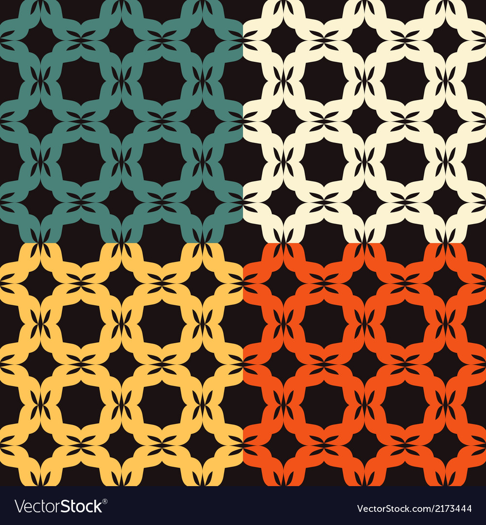 Bright pattern bagel vector | Price: 1 Credit (USD $1)