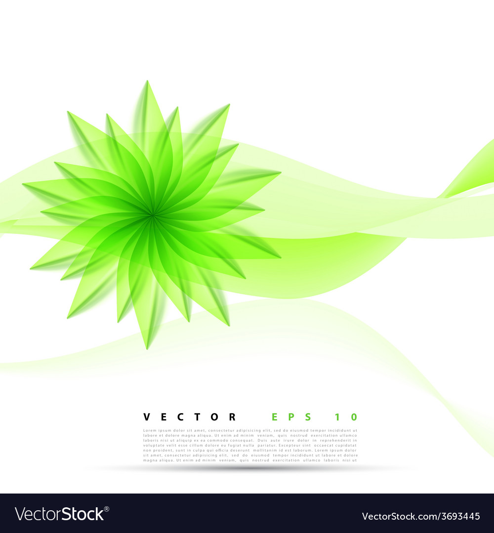 Abstract background flower vector   Price: 1 Credit (USD $1)