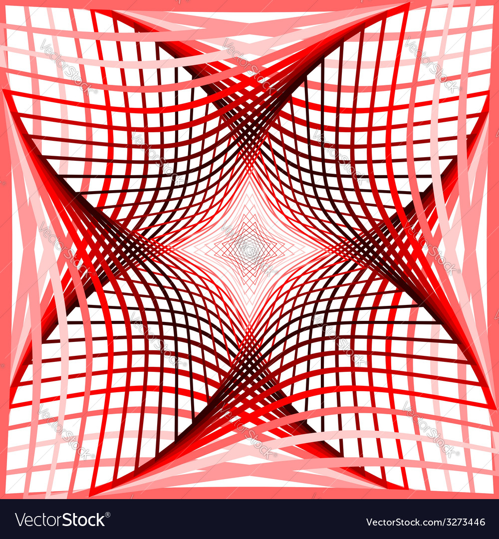 Design colorful twirl grid background vector | Price: 1 Credit (USD $1)