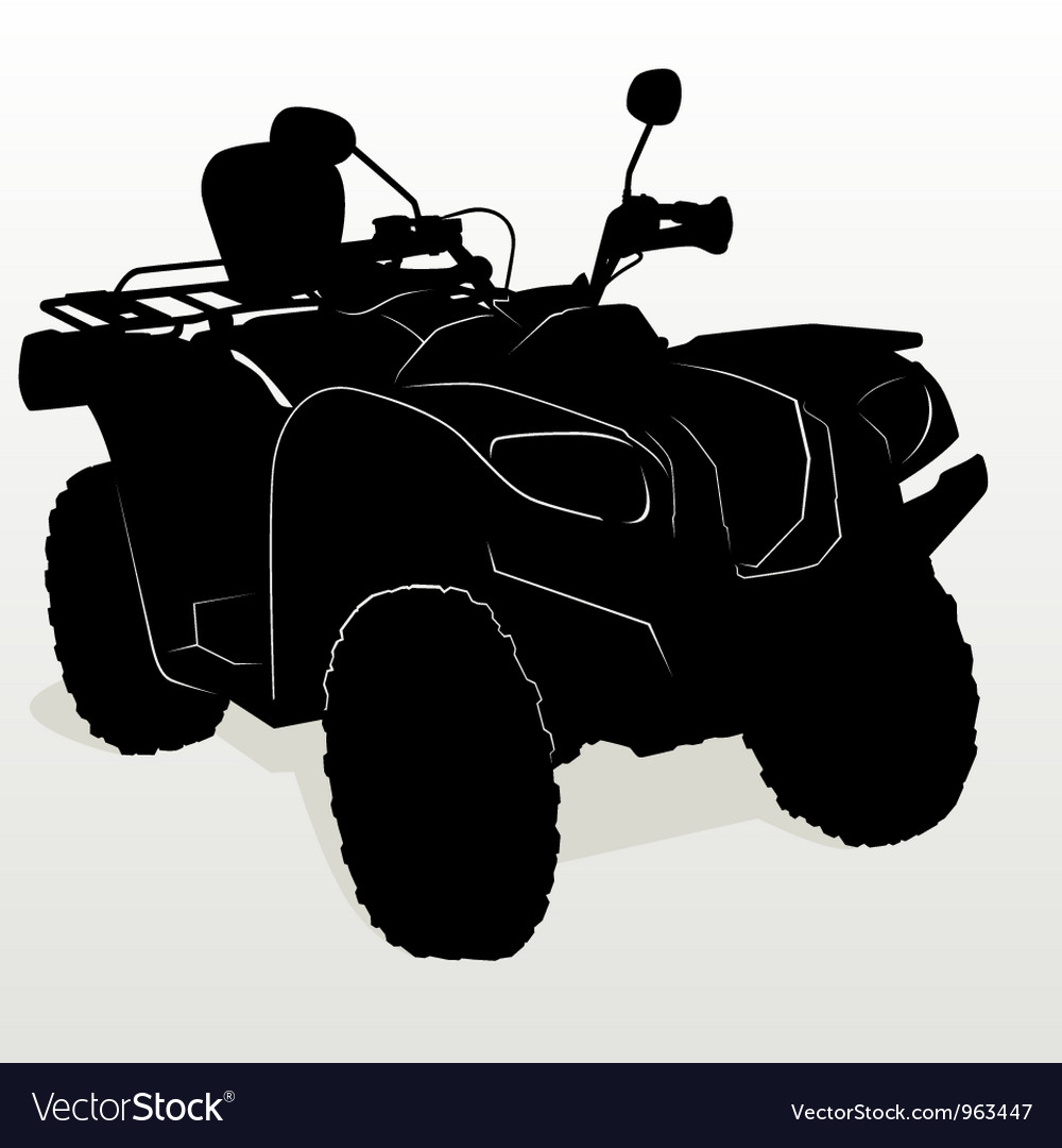 Atv vector | Price: 1 Credit (USD $1)
