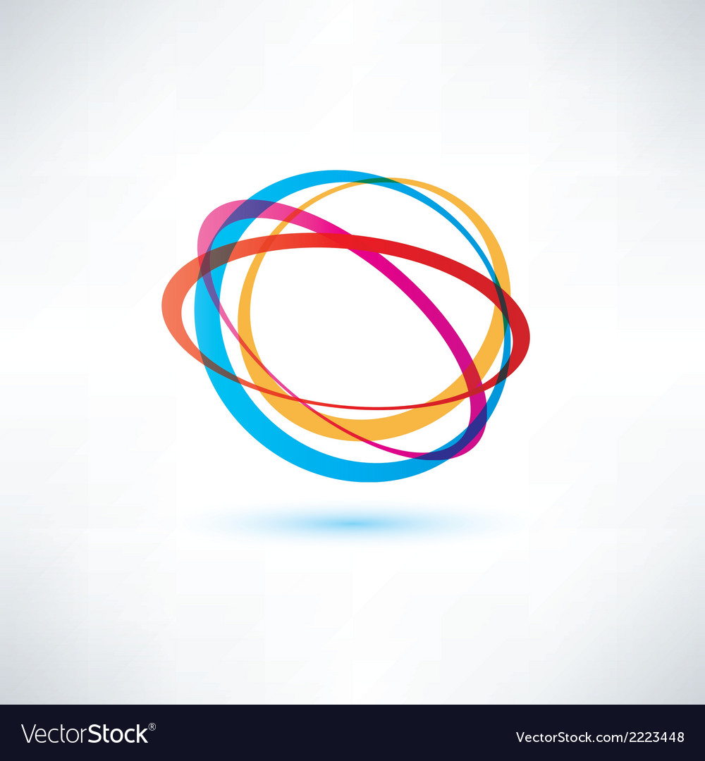Abstract symbol business deisign element vector | Price: 1 Credit (USD $1)