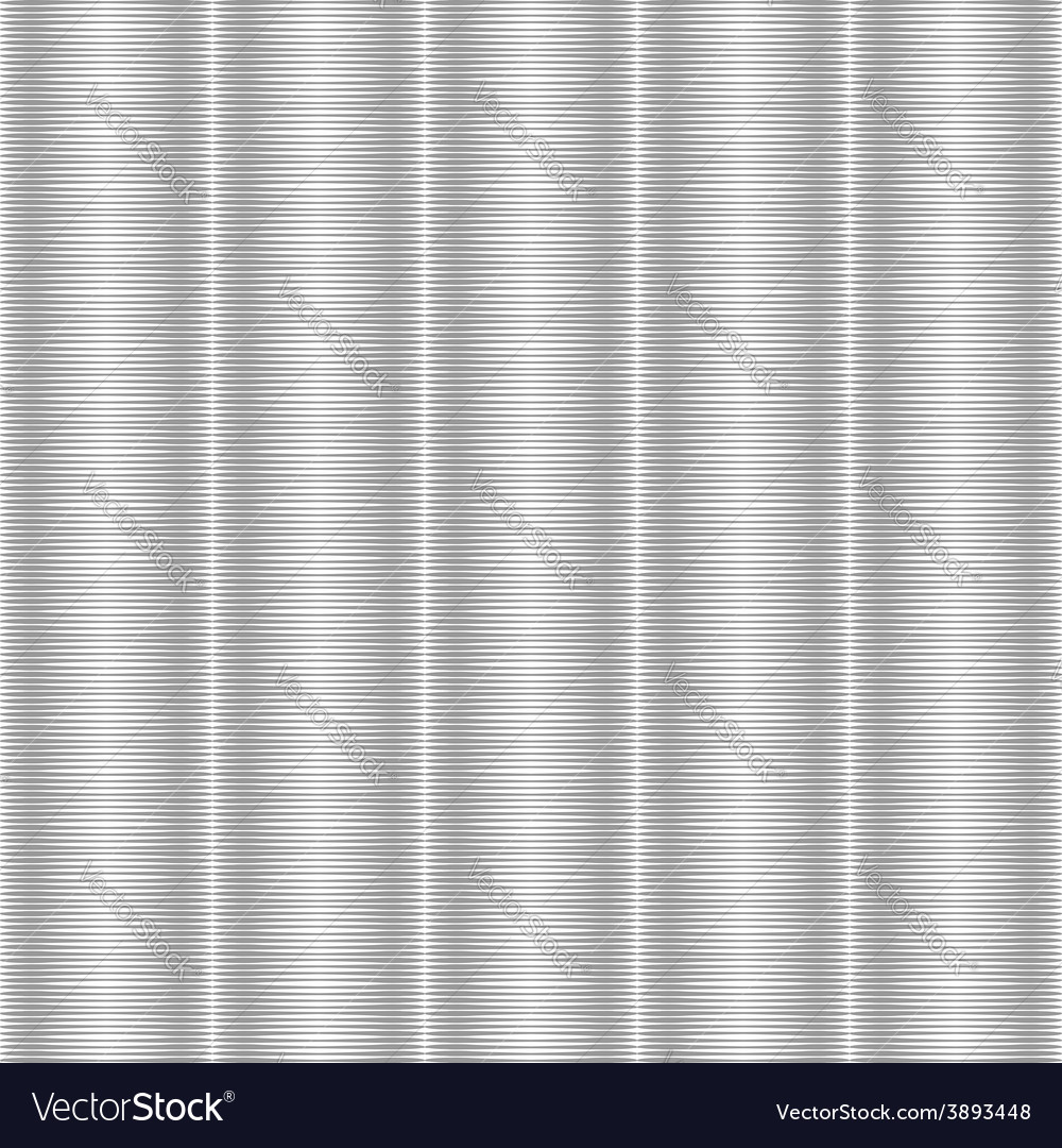 Seamless silvery striped texture vector | Price: 1 Credit (USD $1)
