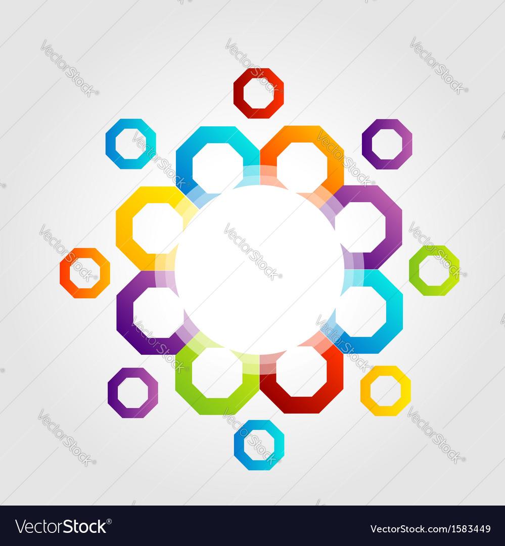 Decorative design element vector | Price: 1 Credit (USD $1)
