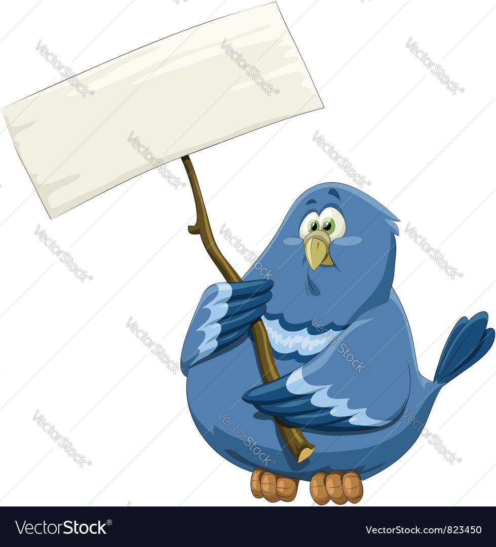 Bluebird vector | Price: 3 Credit (USD $3)