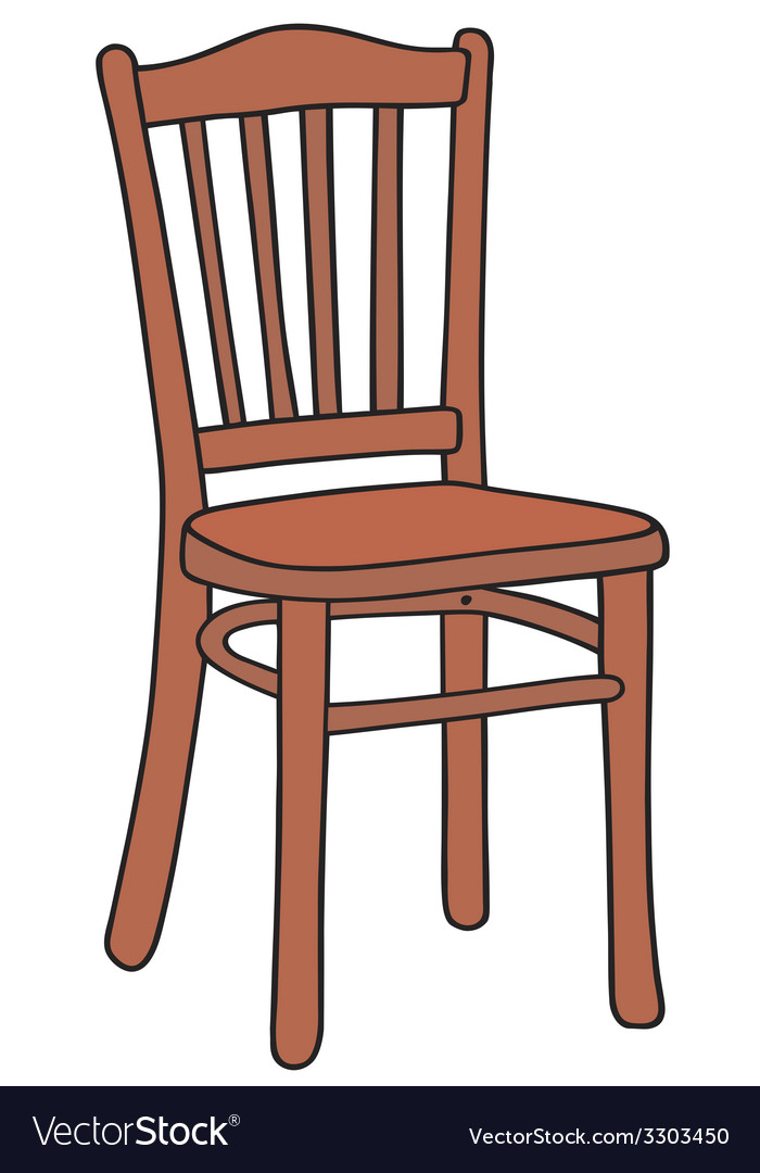 Red chair vector | Price: 1 Credit (USD $1)