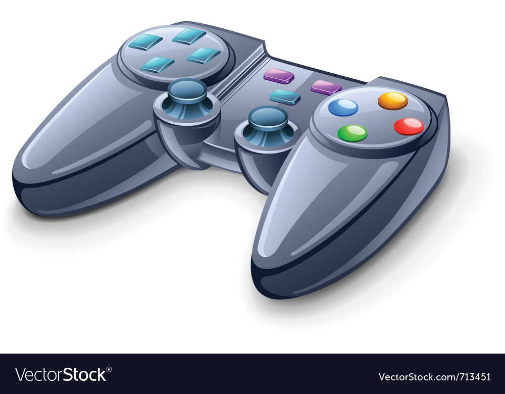 Gamepad vector | Price: 3 Credit (USD $3)