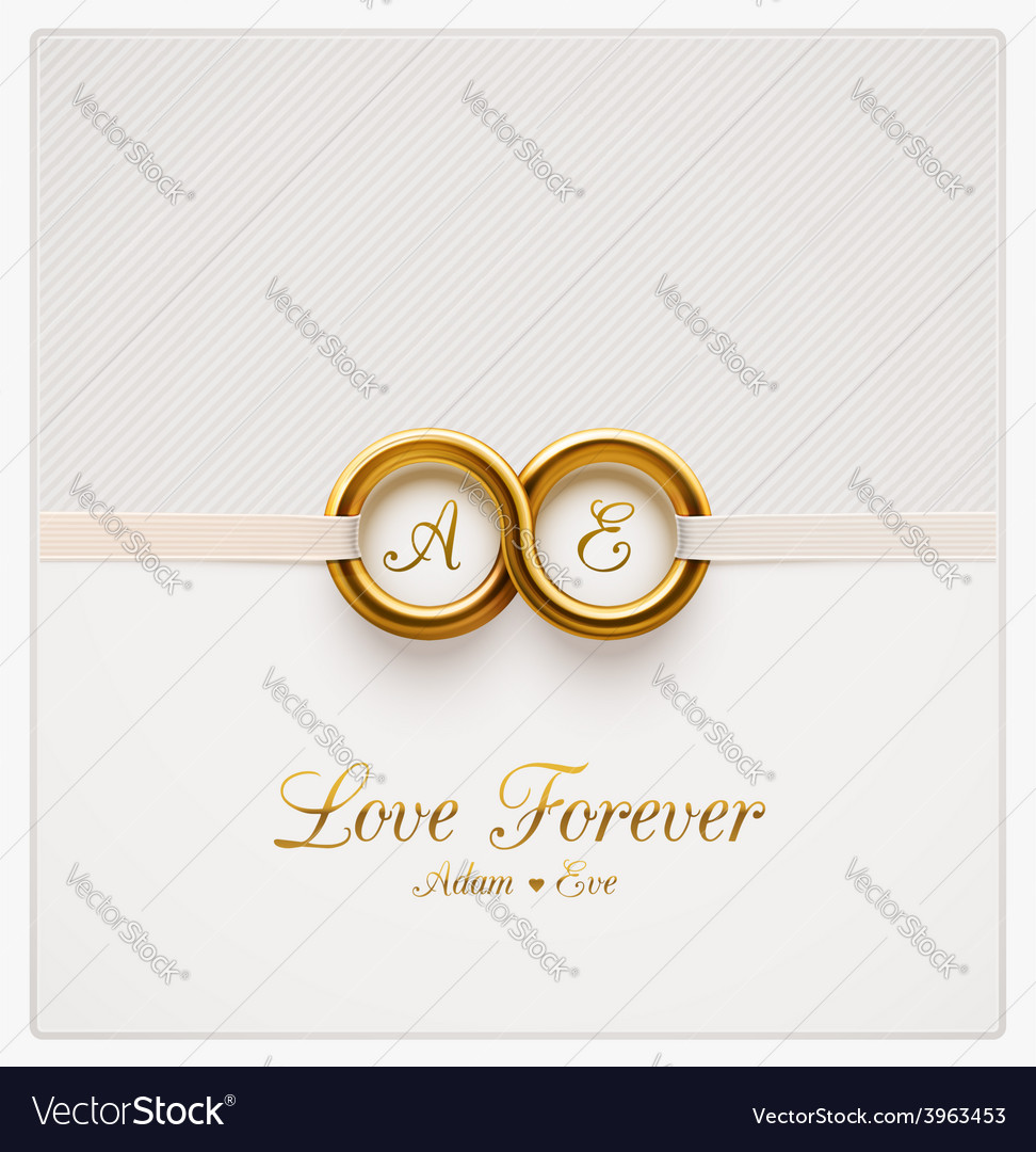 Love forever vector | Price: 1 Credit (USD $1)