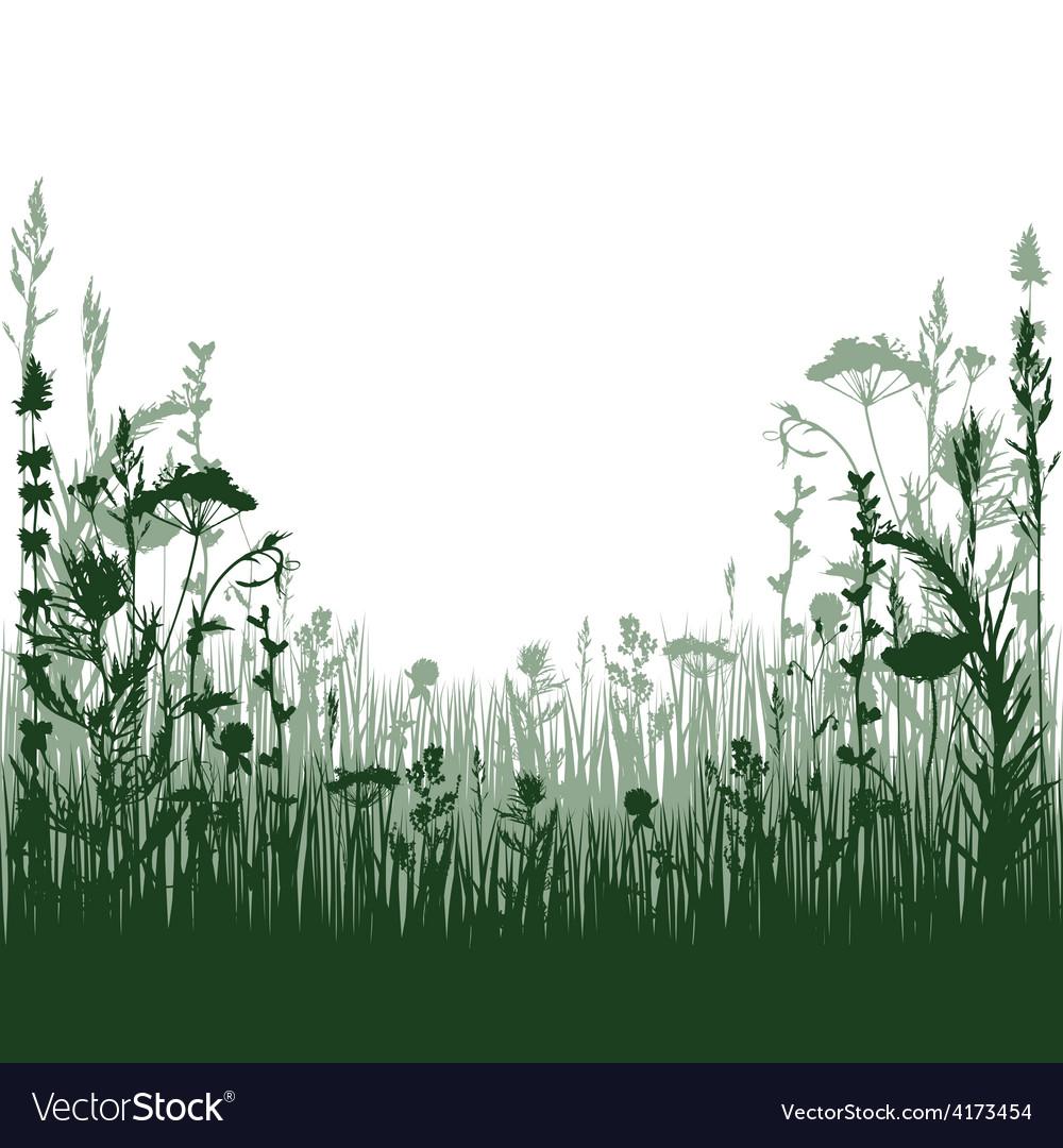 Meadow vector | Price: 1 Credit (USD $1)