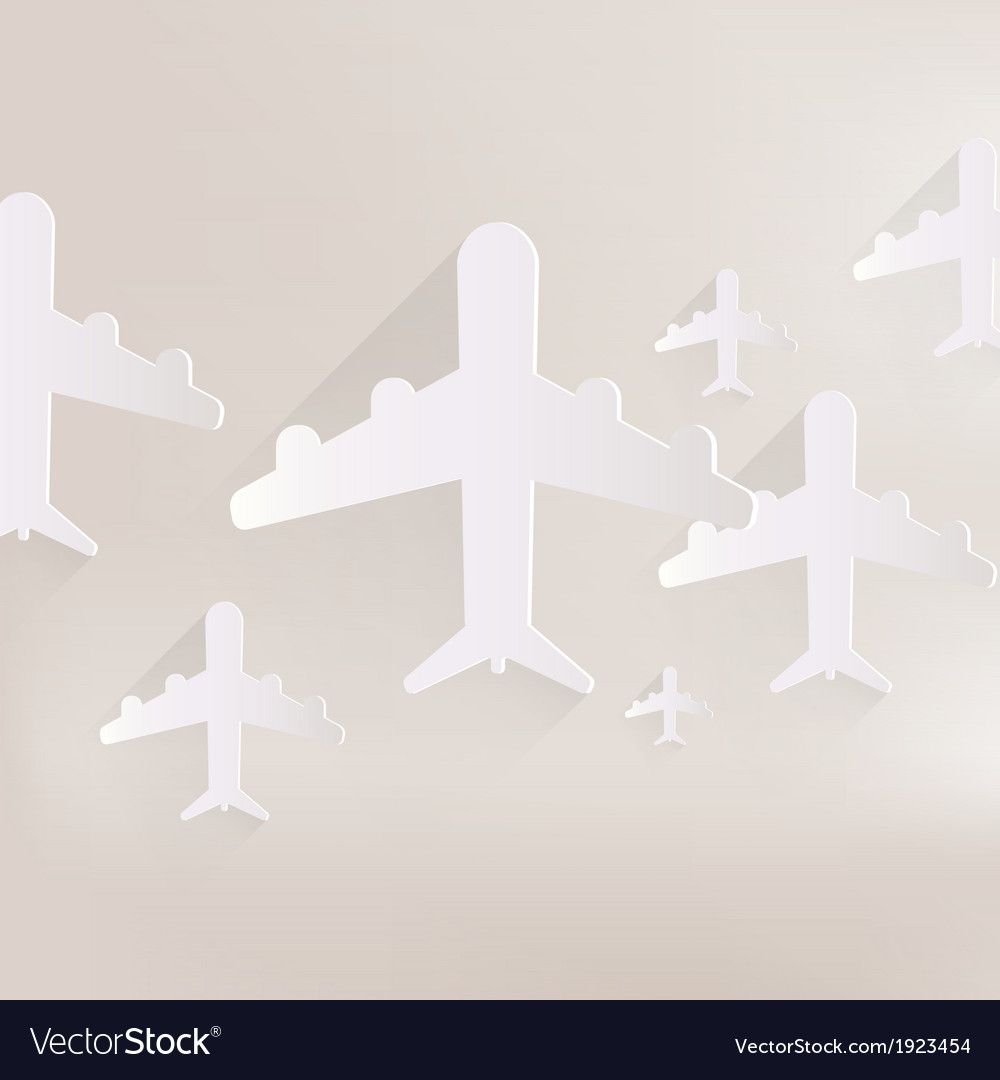 Plane airplane icon vector | Price: 1 Credit (USD $1)